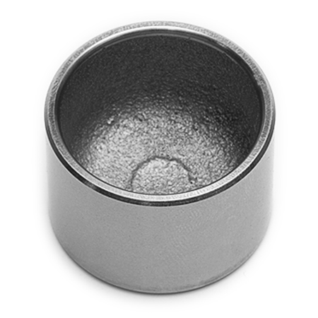 Cast Stainless Piston - 200-7515<br />O.D.: 1.25 in  Length: 0.880 in