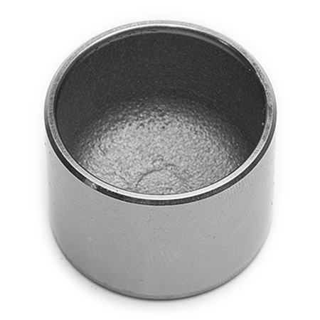 Cast Stainless Piston<br />O.D. 1.38 in; Length 1.03 in