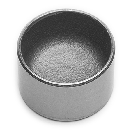 Cast Stainless Piston - 200-7518<br />O.D.: 1.38 in  Length: 0.88 in