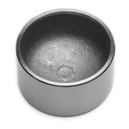 Cast Stainless Piston - 200-7521<br />O.D.: 1.88 in  Length: 1.030 in