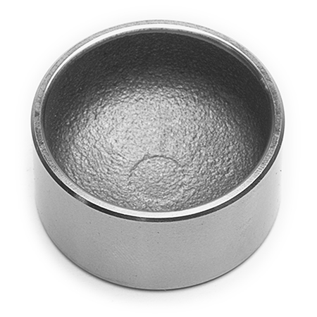 Cast Stainless Piston - 200-7528<br />O.D.: 1.75 in  Length: 0.88 in