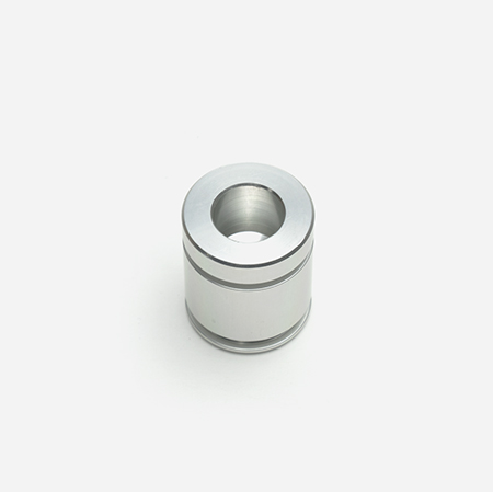Aluminum Billet Piston - 200-8660<br />O.D.: 1.19 in  Length: 1.430 in
