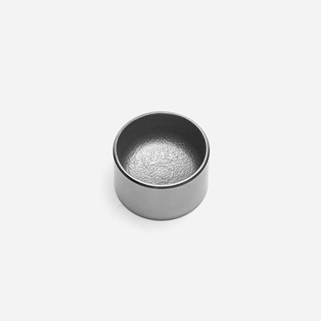 Cast Stainless Piston - 200-8698<br />O.D.: 1.38 in  Length: 0.820 in