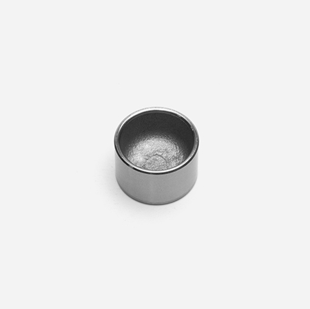 Cast Stainless Piston - 200-8730<br />O.D.: 1.25 in  Length: 0.820 in