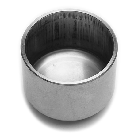 Cup Stainless Piston - 200-9342<br />O.D.: 2.00 in  Length: 1.500 in
