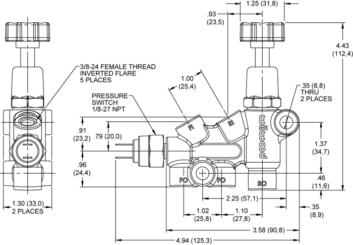 Buick Ke Proportioning Valve Diagram on 1989 chevy s10 wiring diagram