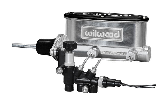 Wilwood Proportioning Valve Drawing