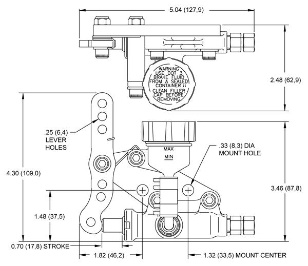 Wilwood Disc Brakes Master Cylinders