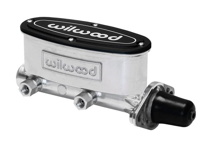 Wilwood 260-8556-P Aluminum Tandem Master Cylinder for Power Brake Applications