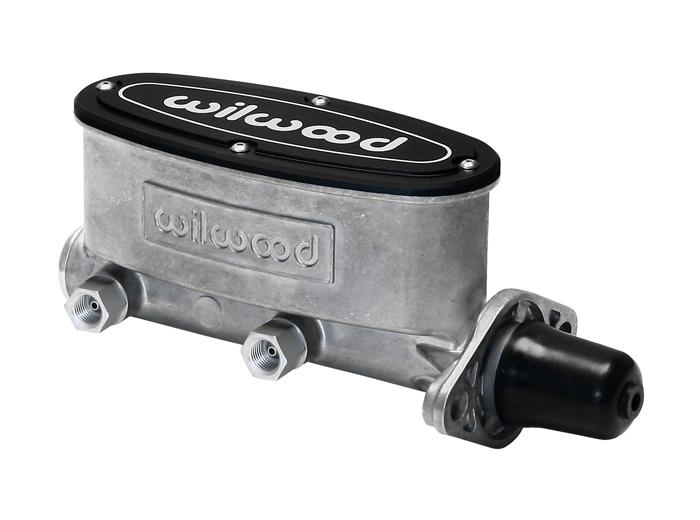 Wilwood 260-8556 Aluminum Tandem Master Cylinder for mid 1960s Domestic Trucks
