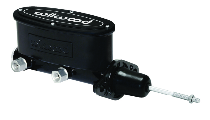 Wilwood 260-9439-BK Aluminum Tandem Master Cylinder for domestic cars and trucks
