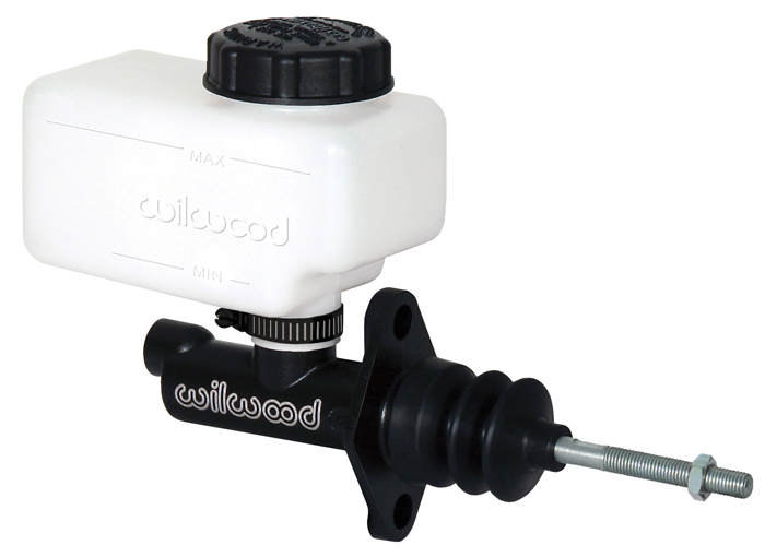 """Wilwood 260-15088 GS Compact Remote Master Cylinder 1//2/"""" Bore Size Black E-coat"""