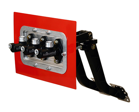 Wilwood Master Cylinder Firewall Mounting Kit