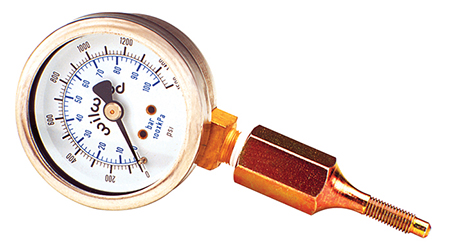 Wilwood Brake Pressure Gauge