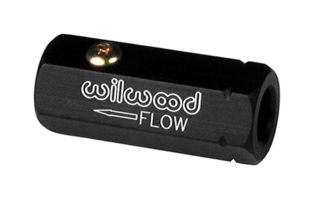 Wilwood Self Bleed Check Valve