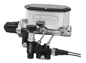 Compact Tandem M/C Kit with RH Bracket and Valve