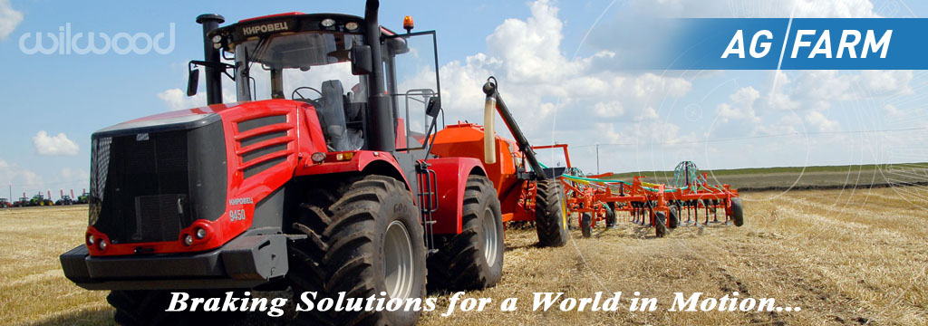 Agriculture & Farming Disc Brake Applications