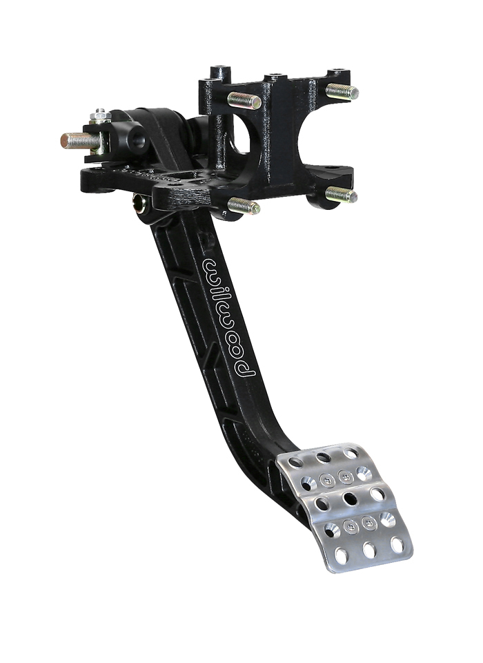 Reverse Swing Mount Brake and Clutch Pedals
