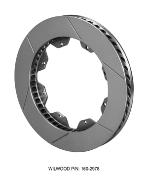 GT 48 Curved Vane Rotor