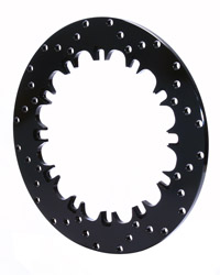 Drilled Steel Dynamic Mount Rotor Rotors