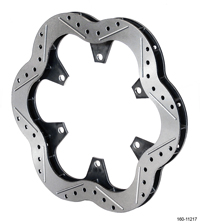Super Alloy Scalloped Rotor Rotors