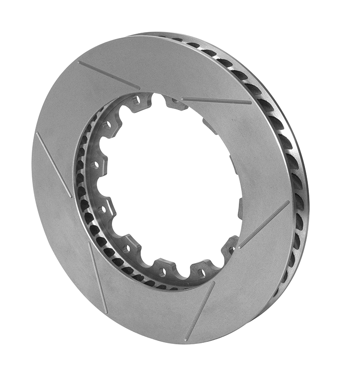 Wilwood 160-12961 Brake Rotor Gt 48 Curved Vane
