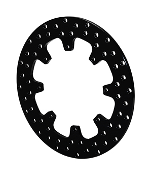 Wilwood Drilled Steel Rotor