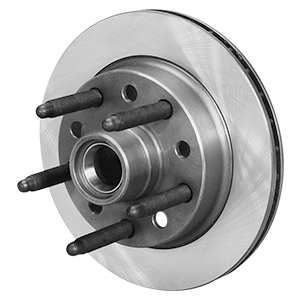 HP Modified Hub & Rotor Rotors