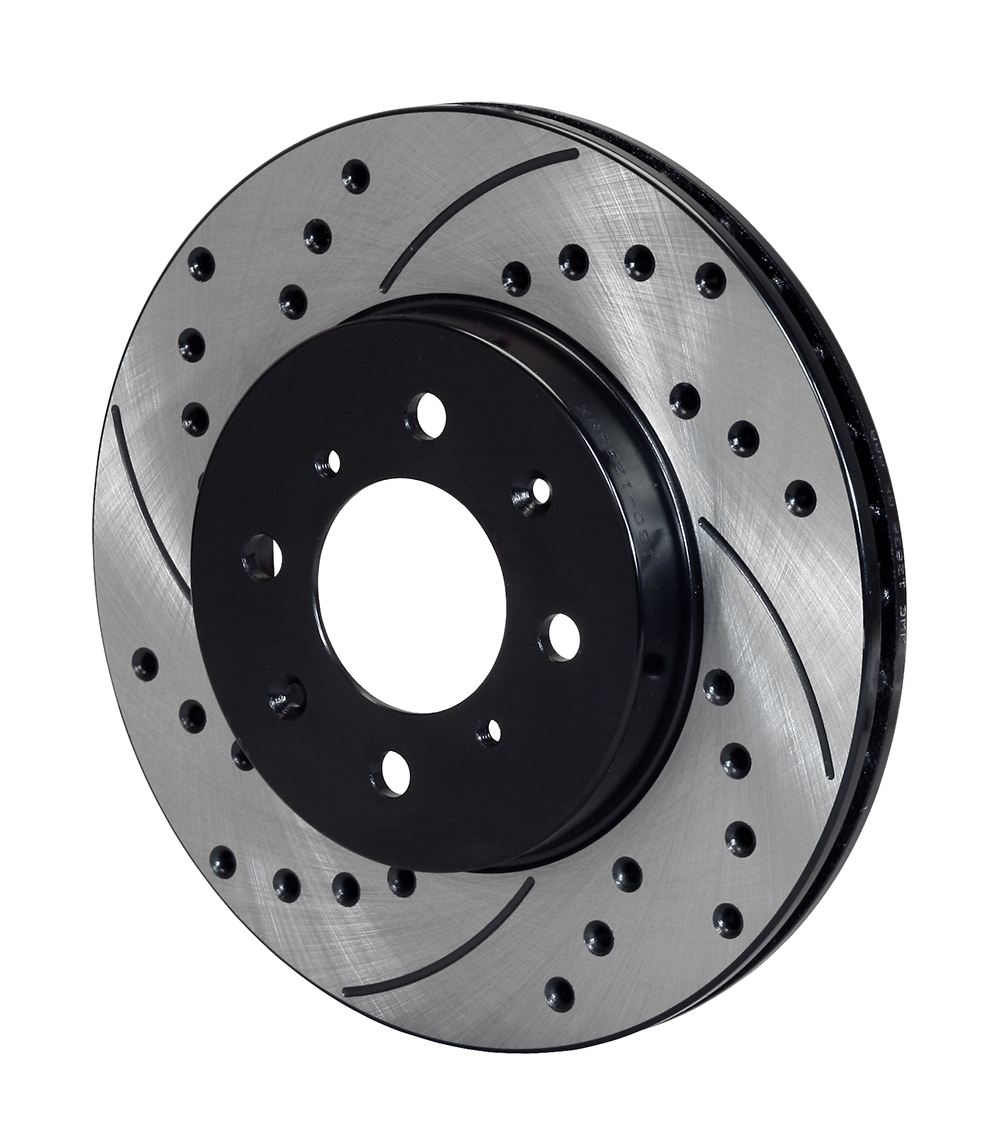Wilwood SRP Drilled Performance Rotor & Hat