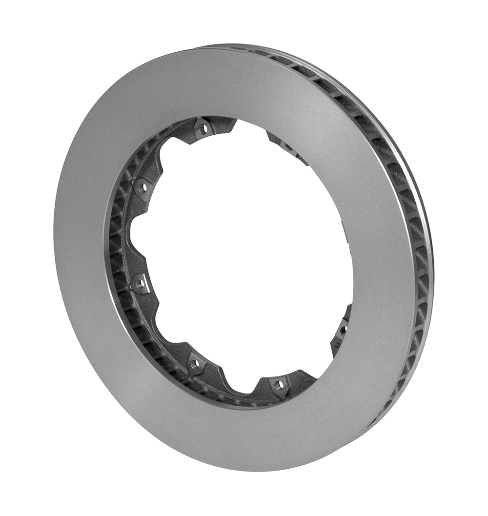 Wilwood HD 48 Curved Vane Rotor