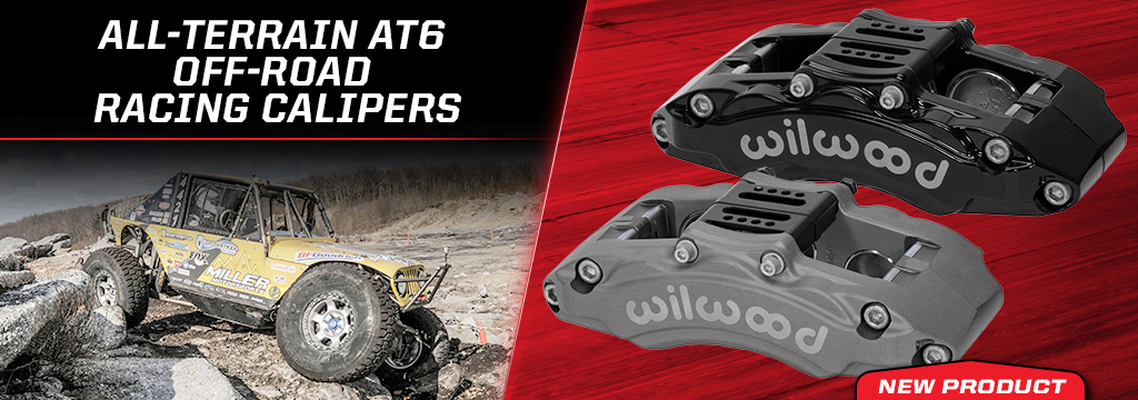 AT6 Off-Road Racing Calipers