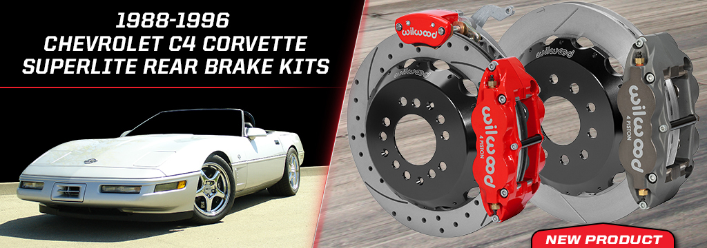 C4 Corvette Rear Kits