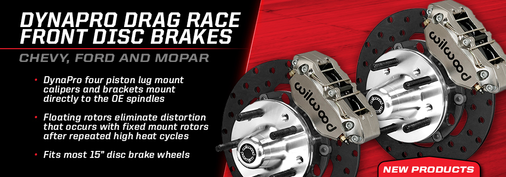 DynaPro Front Drag Kits