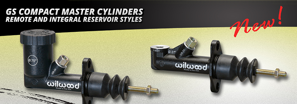 GS Compact Master Cylinders