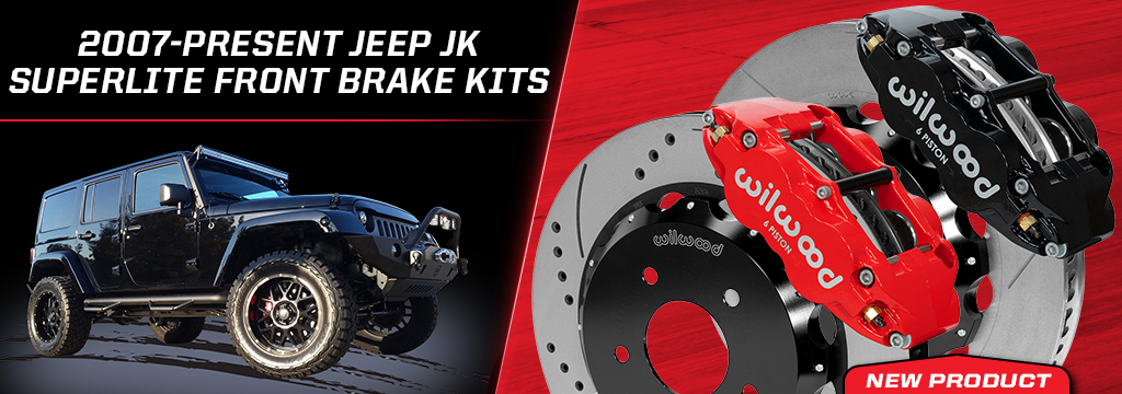 Jeep JK Brake Kits