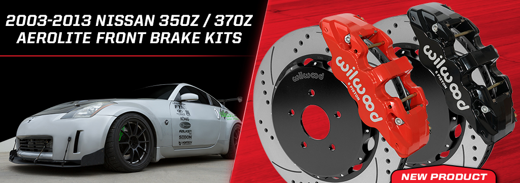 Nissan 350Z and 370Z Aerolite Kits