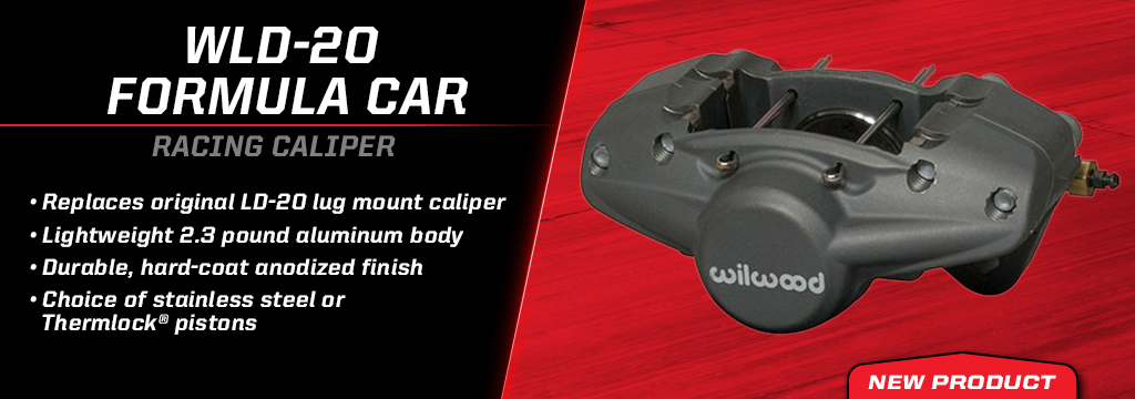 WLD-20 Formula Car Racing Calipers
