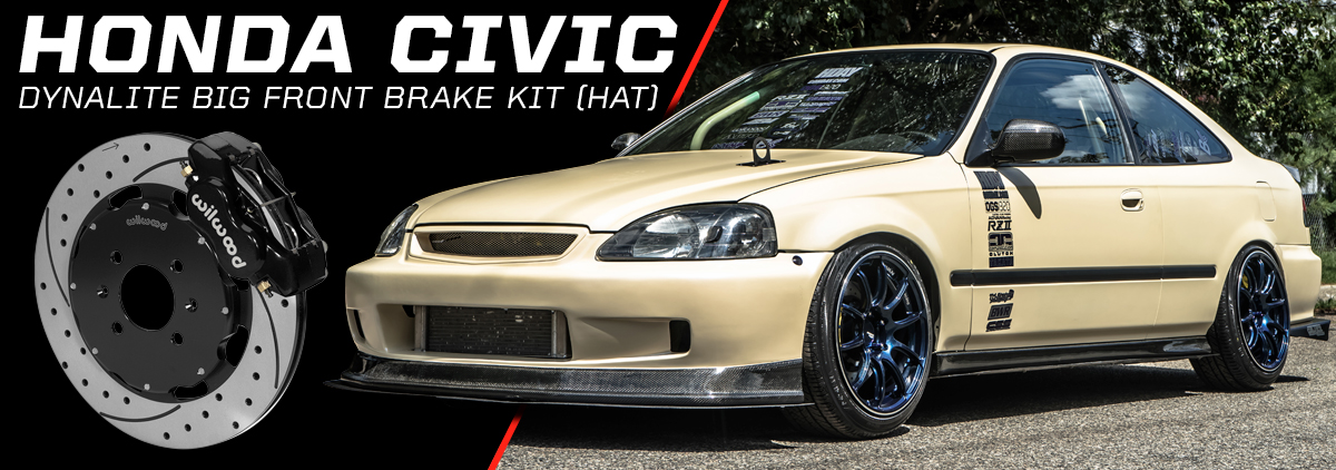 Honda Civic with Wilwood Brakes - Slide 3