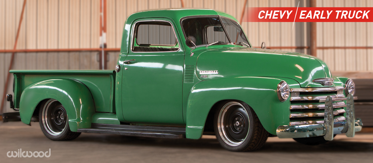 Chevy Trucks with Wilwood Brakes - slide 8
