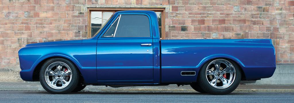 Wilwood - Chevy C10 Disc Brakes