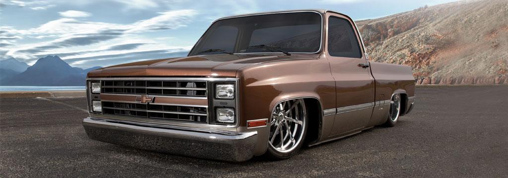 Wilwood - Chevy Truck Brakes