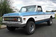 Wilwood - Chevrolet C/K Disc Brakes
