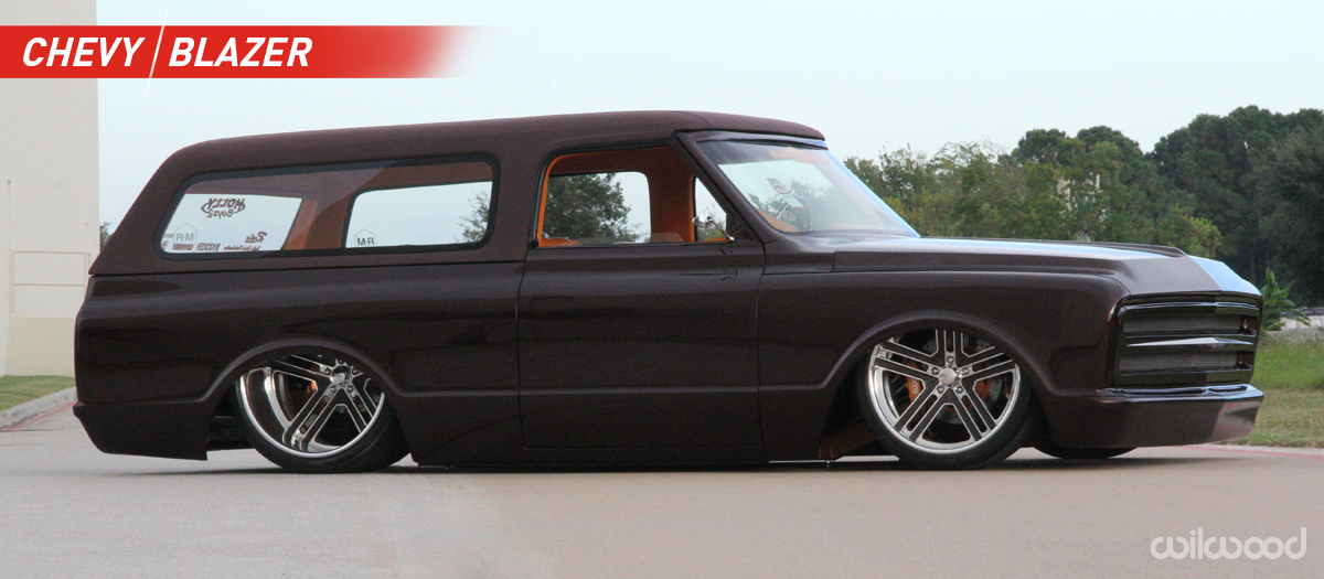 Chevy Trucks with Wilwood Brakes - slide 7