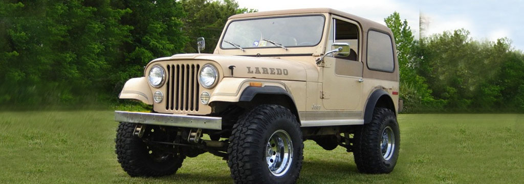 Jeep CJ-7 Laredo Jeep CJ-7 Laredo