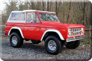 1966-1973 Ford Bronco