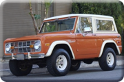 1974-1975 Ford Bronco