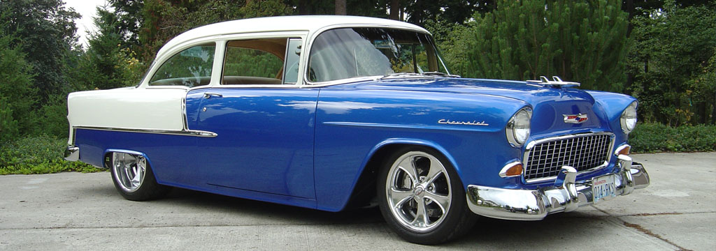 Chevy Tri-Five 1955 Bel Air