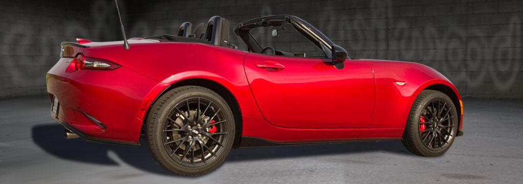Wilwood High-Performance - Mazda MX-5 Miata Disc Brakes