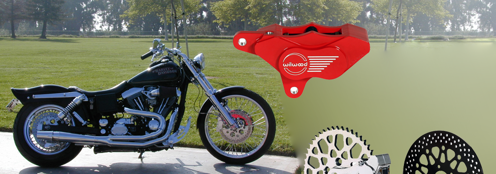 Wilwood Disc Brakes - Motorcycle Disc Brakes