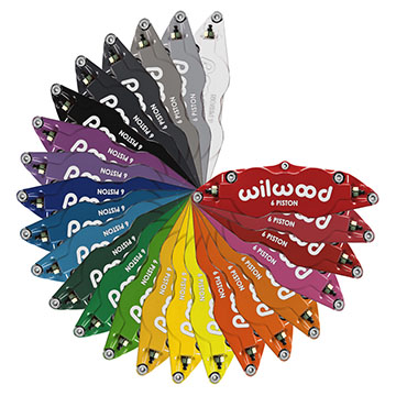 Wilwood Colored Calipers